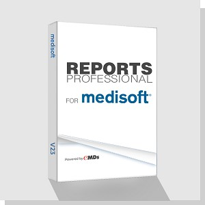 Medisoft Reports Professional for Medisoft - 2VO Upgrade
